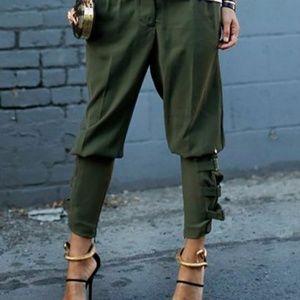 ARMY GREEN PANTS 💥